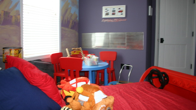 EXTREME MAKEOVER HOME EDITION - &quot;Yazzie Family&quot; - Boys' Bedroom, on &quot;Extreme Makeover Home Edition,&quot; Sunday, October 28th on the ABC Television Network.
