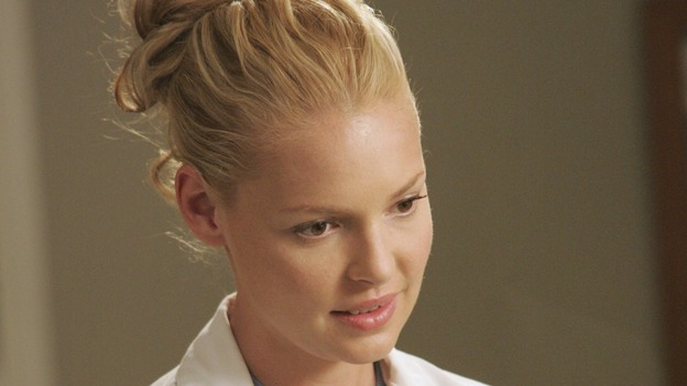 "GREY'S ANATOMY - ""Kung Fu Fighting"" (ABC/VIVIAN ZINK)KATHERINE HEIGL"