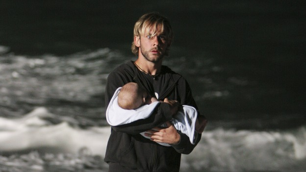 "LOST - ""Fire & Water"" (ABC/MARIO PEREZ)DOMINIC MONAGHAN"