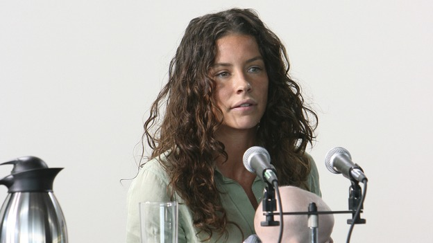 "LOST - ""There's No Place Like Home,"" Part 1 - The face-off between the survivors and the freighter people begins, on ""Lost,"" THURSDAY, MAY 15 (10:02-11:00 p.m., ET) on the ABC Television Network.  (ABC/MARIO PEREZ)EVANGELINE LILLY"