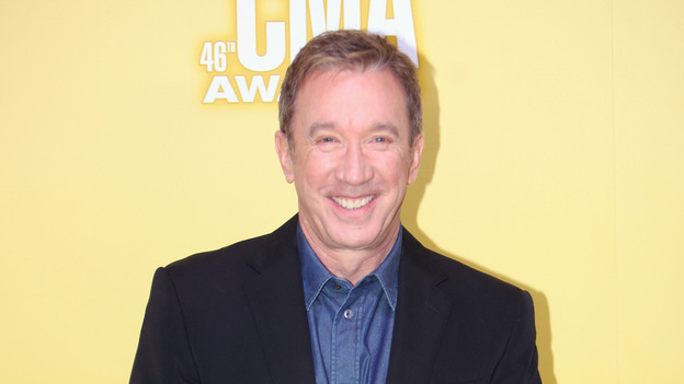 "THE 46TH ANNUAL CMA AWARDS - RED CARPET ARRIVALS - ""The 46th Annual CMA Awards"" airs live THURSDAY, NOVEMBER 1 (8:00-11:00 p.m., ET) on ABC live from the Bridgestone Arena in Nashville, Tennessee. (ABC/SARA KAUSS)TIM ALLEN"