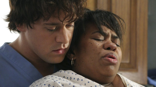 "GREY'S ANATOMY - ""It's the End of the World (As We Know It)""(ABC/KAREN NEAL)T.R. KNIGHT, CHANDRA WILSON"