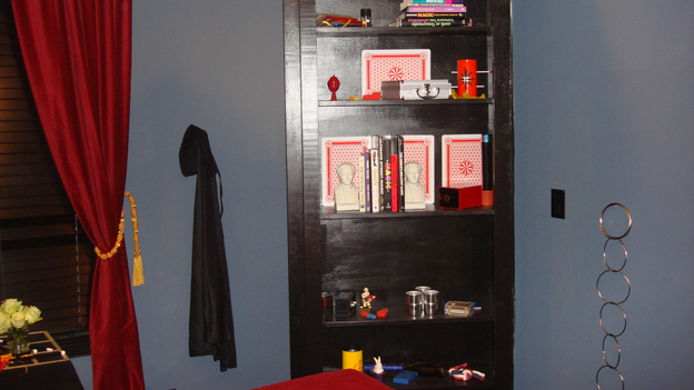 "EXTREME MAKEOVER HOME EDITION - ""Silva Family,"" - Boy's Bedroom Detail, on ""Extreme Makeover Home Edition,"" Sunday, May 4th on the ABC Television Network."