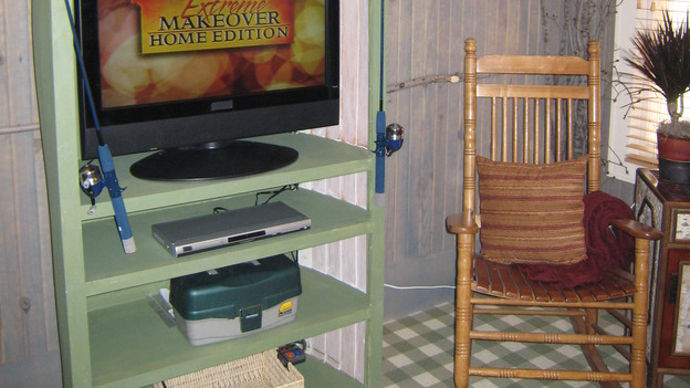 EXTREME MAKEOVER HOME EDITION - &quot;Jacobo Family&quot; - Boys' Bedroom detail, on &quot;Extreme Makeover Home Edition,&quot; Sunday, May 13th on the ABC Television Network.