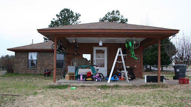 "EXTREME MAKEOVER HOME EDITION - ""Carr Family,"" - Before Picture, on ""Extreme Makeover Home Edition,"" Sunday, May 2nd (8:00-9:00 p.m. ET/PT) on the ABC Television Network."