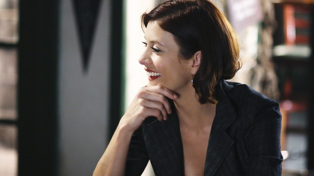 "GREY'S ANATOMY - ""Before and After"" - Addison celebrates Archer's successful surgery and reminisces with Derek about old times, on ""Grey's Anatomy,"" THURSDAY, FEBRUARY 12 (9:00-10:02 p.m., ET) on the ABC Television Network. (ABC/RICHARD CARTWRIGHT) KATE WALSH"