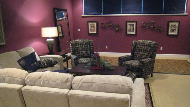 EXTREME MAKEOVER HOME EDITION - &quot;Jacobo Family,&quot; - Living Room, on &quot;Extreme Makeover Home Edition,&quot; Sunday, May 13th on the ABC Television Network.