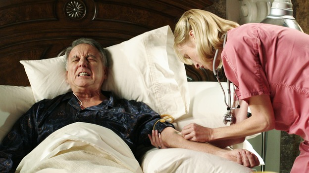 "DESPERATE HOUSEWIVES - ""We're Gonna Be All Right"" (ABC/RON TOM)BOB GUNTON, NIKKI TYLER-FLYNN"