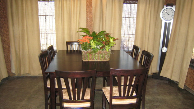 "EXTREME MAKEOVER HOME EDITION - ""Collins Family,"" - Dining Room, on ""Extreme Makeover Home Edition,"" Sunday, May 6th on the ABC Television Network."