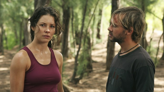 "LOST - ""What Kate Did"" (ABC/MARIO PEREZ)EVANGELINE LILLY, DOMINIC MONAGHAN"