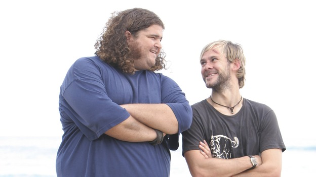LOST - &quot;Collision&quot; (ABC/MARIO PEREZ)JORGE GARCIA, DOMINIC MONAGHAN