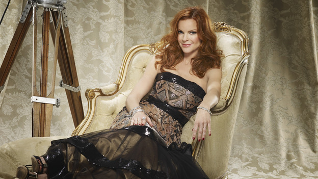 DESPERATE HOUSEWIVES - ABC's &quot;Desperate Housewives&quot; stars Marcia Cross as Bree Hodge. (ABC/FLORIAN SCHNEIDER)