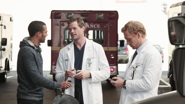 Grey's Anatomy Anatomía Grey 8x21