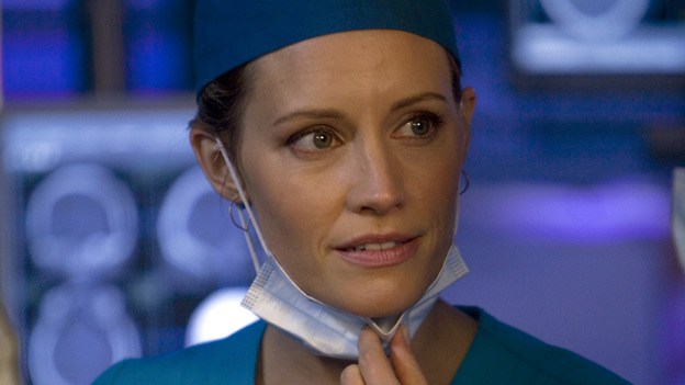 "PRIVATE PRACTICE - ""God Bless the Child"" - A second trip to the ER sparks concern for Betsey's well-being and prompts the doctors to launch an investigation into her new foster family -- risking sending the little girl back into the system. Meanwhile, Naomi makes a life changing decision for her family, and a struggling Amelia slips further away from sobriety, on ""Private Practice,"" THURSDAY, MAY 12 (10:01-11:00 p.m., ET) on the ABC Television Network. (ABC/RANDY HOLMES)KADEE STRICKLAND"