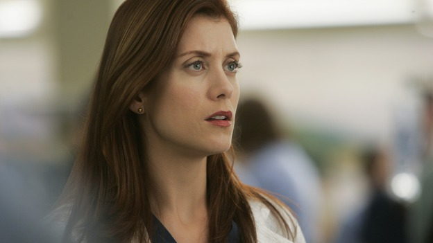 "GREY'S ANATOMY - ""It's the End of the World (As We Know It)"" (ABC/PETER ""HOPPER"" STONE)KATE WALSH"