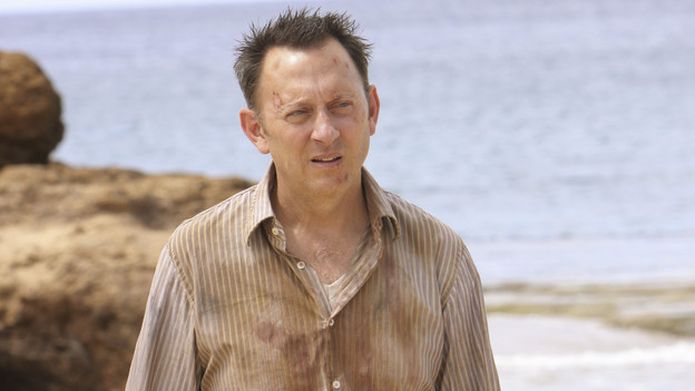 "LOST - ""The Substitute"" - Locke goes in search of help to further his cause, on ""Lost,"" TUESDAY, FEBRUARY 16 (9:00-10:00 p.m., ET) on the ABC Television Network. (ABC/MARIO PEREZ)MICHAEL EMERSON"