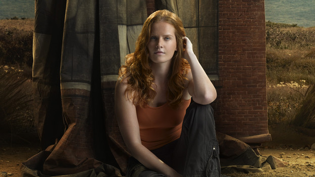 "LOST - Rebecca Mader guest stars on ""Lost"" as Charlotte Lewis. (ABC/BOB D'AMICO)"