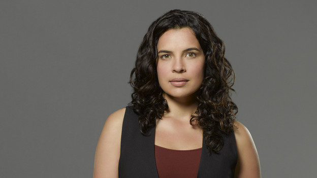 LOST - ABC's &quot;Lost&quot; stars Zuleikha Robinson as Ilana. (ABC/BOB D'AMICO)