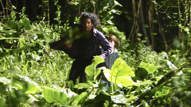 "LOST - ""He's Our You"" - Things begin to unravel when one of the survivors goes rogue and takes matters into their own hands -- risking the lives of everyone on the island -- on ""Lost,"" WEDNESDAY, MARCH 25 (9:00-10:02 p.m., ET) on the ABC Television Network.  (ABC/MARIO PEREZ)NAVEEN ANDREWS, STERLING BEAUMON"