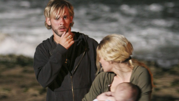LOST - &quot;Fire &amp; Water&quot; (ABC/MARIO PEREZ)DOMINIC MONAGHAN, EMILIE DE RAVIN