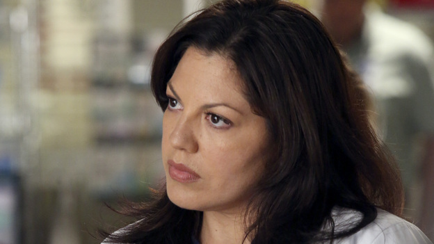 "GREY'S ANATOMY - ""Remember the Time"" - (ABC/DANNY FELD)SARA RAMIREZ"