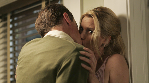 "DESPERATE HOUSEWIVES - ""The Ladies Who Lunch"" (ABC/VIVIAN ZINK) MARK MOSES, NICOLETTE SHERIDAN"