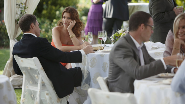 PRIVATE PRACTICE - &quot;Take Two&quot; - Pete and Violet anxiously prepare for their wedding day, but Cooper may have to intervene when emotions and fear of the future run high. Things have taken a surprise turn with Addison and Sam, and Naomi juggles the burden of caring for her daughter and newborn granddaughter and worries about Dink's ability to parent. Despite disagreements and deeply-rooted conflicts, the doctors come together to mourn the loss of their friend, Dell, on the fourth Season Premiere of &quot;Private Practice,&quot; THURSDAY, SEPTEMBER 23 (10:01-11:00 p.m., ET) on the ABC Television Network. (ABC/ADAM ROSE)TIM DALY, KATE WALSH