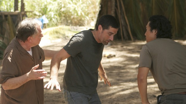 "LOST - ""Something Nice Back Home"" (ABC/MARIO PEREZ)SAM ANDERSON, MATTHEW FOX, DANIEL DAE KIM"