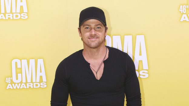 "THE 46TH ANNUAL CMA AWARDS - RED CARPET ARRIVALS - ""The 46th Annual CMA Awards"" airs live THURSDAY, NOVEMBER 1 (8:00-11:00 p.m., ET) on ABC live from the Bridgestone Arena in Nashville, Tennessee. (ABC/SARA KAUSS)KIP MOORE"