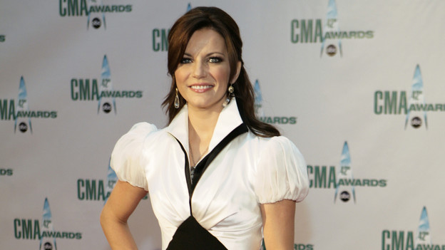 "THE 42ND ANNUAL CMA AWARDS - ARRIVALS - ""The 42nd Annual CMA Awards"" will be broadcast live from the Sommet Center in Nashville, WEDNESDAY, NOVEMBER 12 (8:00-11:00 p.m., ET) on the ABC Television Network. (ABC/ADAM LARKEY)MARTINA MCBRIDE"