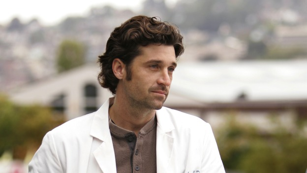 "GREY'S ANATOMY - ""Thanks for the Memories"" (ABC/CRAIG SJODIN)PATRICK DEMPSEY"