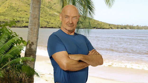 "LOST - ABC's ""Lost"" stars Terry O'Quinn as Locke. (ABC/BOB D'AMICO)"