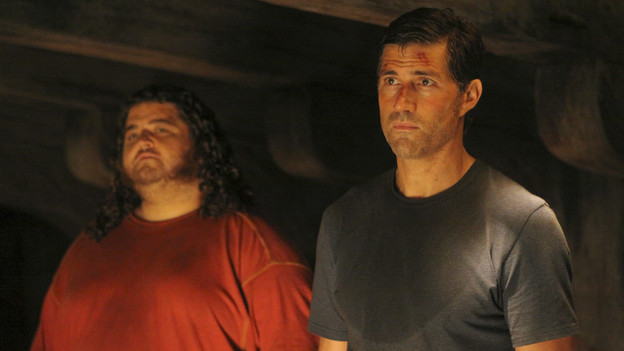 "LOST - ""Dr. Linus"" - Ben deals with the consequences of an uncovered lie, on ""Lost,"" TUESDAY, MARCH 9 (9:00-10:00 p.m., ET) on the ABC Television Network. (ABC/MARIO PEREZ)JORGE GARCIA, MATTHEW FOX"