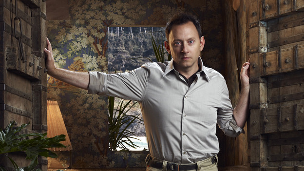 LOST - Michael Emerson stars as Ben on ABC's &quot;Lost.&quot; (ABC/FLORIAN SCHNEIDER)