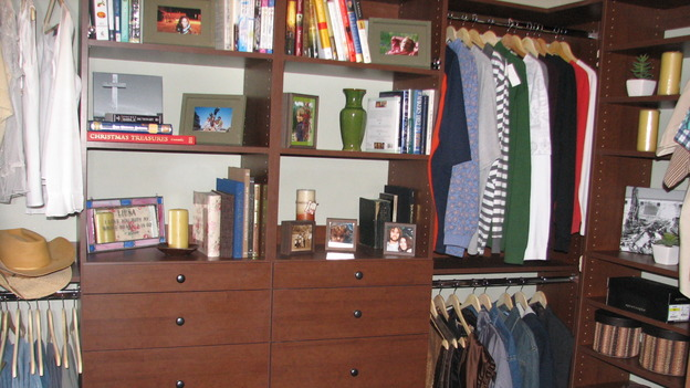 "EXTREME MAKEOVER HOME EDITION - ""Martinez Family,"" - Closet, on ""Extreme Makeover Home Edition,"" Sunday, April 27th on the ABC Television Network."