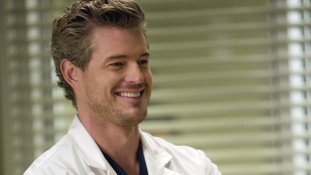 "GREY'S ANATOMY - ""Piece of My Heart"" - Addison returns to Seattle Grace to perform an operation and is taken aback by all of the changes in her old co-workers' lives. Meanwhile Meredith and Derek's clinical trial has its first patient, and Rebecca/Ava returns with shocking news for Alex, on ""Grey's Anatomy,"" THURSDAY, MAY 1 (9:00-10:01 p.m., ET) on the ABC Television Network.  (ABC/RANDY HOLMES)ERIC DANE"