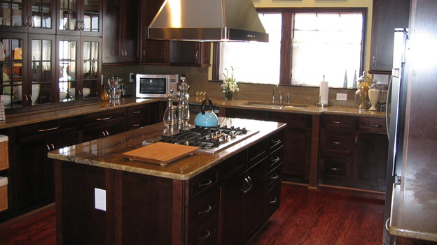 "EXTREME MAKEOVER HOME EDITION - ""Riggins Family,"" -  Kitchen, on ""Extreme Makeover Home Edition,"" Sunday, January 21th on the ABC Television Network."