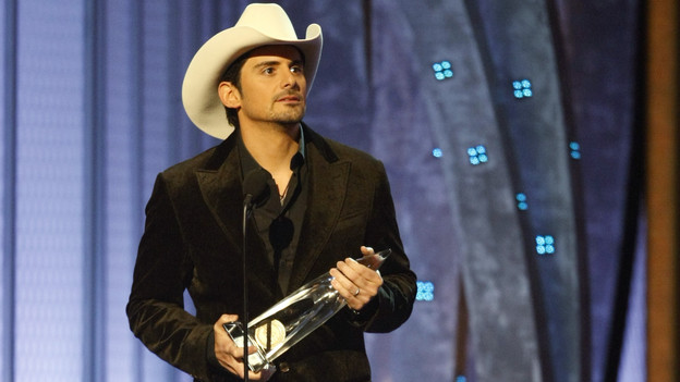THE 42ND ANNUAL CMA AWARDS - THEATRE - &quot;The 42nd Annual CMA Awards&quot; aired live from the Sommet Center in Nashville, WEDNESDAY, NOVEMBER 12 (8:00-11:00 p.m., ET) on the ABC Television Network. (ABC/CHRIS HOLLO)BRAD PAISLEY