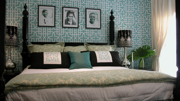 EXTREME MAKEOVER HOME EDITION - &quot;Jones Family,&quot; - Master Bedroom, on &quot;Extreme Makeover Home Edition,&quot; Sunday, April 8th on the ABC Television Network.