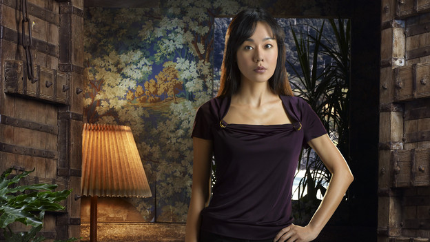 LOST - Yunjin Kim stars as Sun on ABC's &quot;Lost.&quot; (ABC/BOB D'AMICO)