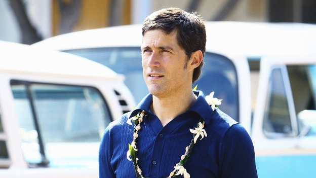 "LOST - ""Namaste"" - When some old friends drop in unannounced, Sawyer is forced to further perpetuate his lie in order to protect them, on ""Lost,"" WEDNESDAY, MARCH 18 (9:00-10:02 p.m., ET) on the ABC Television Network. (ABC/MARIO PEREZ)MATTHEW FOX"