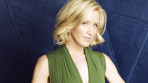 "DESPERATE HOUSEWIVES - Felicity Huffman stars as Lynette Scavo in the ABC Television Network's ""Desperate Housewives."" (ABC/RANDEE ST. NICHOLAS)"