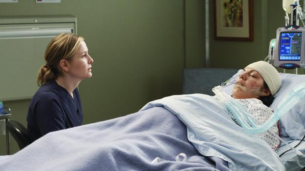Grey's Anatomy Anatomía 7x18