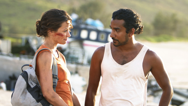 "101021_7446 -- LOST - ""WALKABOUT"" (ABC/MARIO PEREZ)EVANGELINE LILLY, NAVEEN ANDREWS"