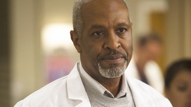 "GREY'S ANATOMY - ""Brave New World"" - Dr. Richard Webber, on ""Grey's Anatomy,"" THURSDAY, OCTOBER 16 (9:00-10:01 p.m., ET) on the ABC Television Network. (ABC/RANDY HOLMES) JAMES PICKENS JR."