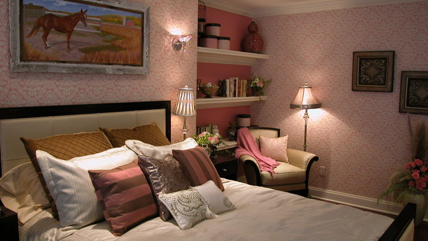 EXTREME MAKEOVER HOME EDITION - &quot;Koepke Family,&quot; - Girls' Bedroom, on &quot;Extreme Makeover Home Edition,&quot; Sunday, November 19th on the ABC Television Network.