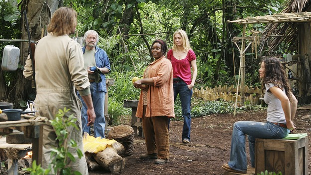 "LOST - ""The Incident,"" Parts 1 & 2 - Jack's decision to put a plan in action in order to set things right on the island is met with some strong resistance by those close to him, and Locke assigns Ben a difficult task, on the season finale of ""Lost,"" WEDNESDAY, MAY 13 (9:00-11:00 p.m., ET) on the ABC Television Network. (ABC/MARIO PEREZ)JOSH HOLLOWAY, SAM ANDERSON, L. SCOTT CALDWELL, ELIZABETH MITCHELL, EVANGLINE LILLY"