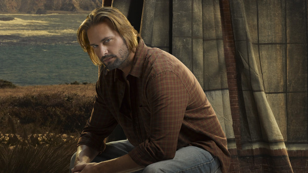 LOST - Josh Holloway stars as Sawyer on ABC's &quot;Lost.&quot; (ABC/BOB D'AMICO)