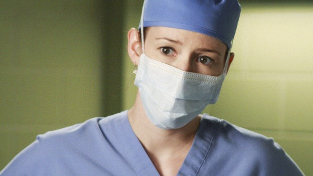 "GREY'S ANATOMY - ""In The Midnight Hour"" - Intern Lexie Grey, on ""Grey's Anatomy,"" THURSDAY, NOVEMBER 20 (9:00-10:01 p.m., ET) on the ABC Television Network.  (ABC/RON TOM) CHYLER LEIGH"