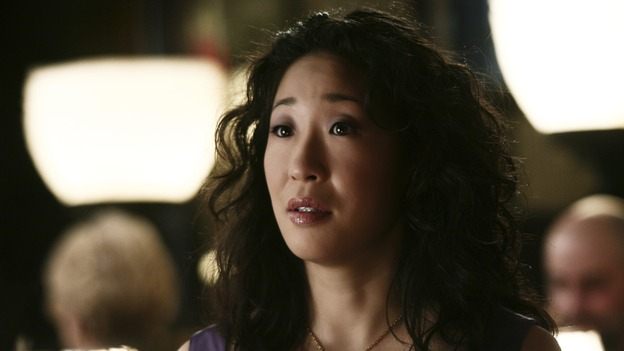 "GREY'S ANATOMY - ""Let It Be"" (ABC/SCOTT GARFIELD)SANDRA OH"